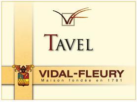 Вино розовое сухое  «Vidal-Fleury Tavel» 2011 г.