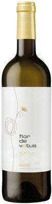 Вино белое сухое  «Flor de Vetus» 2014 г.