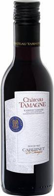 Вино красное сухое «Cabernet de Tamagne» 2015 г.