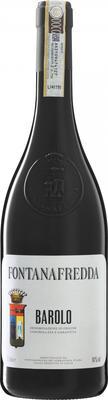 Вино красное сухое «Fontanafredda Barolo» 2011 г.