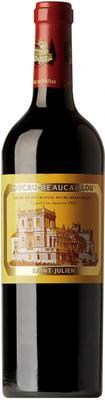 Вино красное сухое «Chateau Ducru-Beaucaillou Saint-Julien 2-eme Grand Cru» 1998 г.