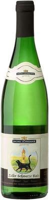 Вино белое полусладкое «Michel Schneider Zeller Schwarze Katz»