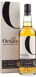 Виски шотландский «The Octave Glenlossie 16 Years Old» 1998 г.