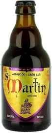 Пиво «Abbaye de St. Martin Brune»