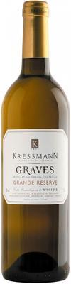 Вино белое сухое «Kressmann Grande Reserve Graves» 2013 г.