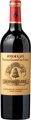 Вино красное сухое «Chateau l'Angelus 1-er Grand Cru Classe» 2008 г.