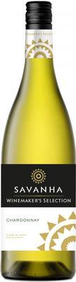 Вино белое сухое «Savanha Winemaker's Selection Chardonnay» 2012 г.