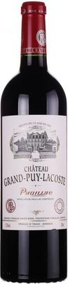 Вино красное сухое «Chateau Grand-Puy-Lacoste» 2005 г.