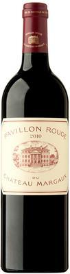 Вино красное сухое «Pavillon Rouge Du Chateau Margaux» 2010 г.