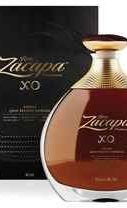 Ром «Zacapa centenario XO» в подарочной упаковке