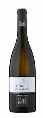 Вино белое сухое «Peter Zemmer Pinot Bianco Pungl» 2014 г. с защищенным географическим указанием
