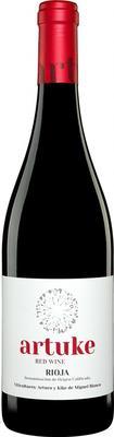 Вино красное сухое «Artuke» 2015 г. с защищенным географическим указанием