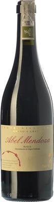 Вино красное сухое «Abel Mendoza Tempranillo» 2012 г. с защищенным географическим указанием