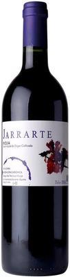 Вино красное сухое «Jarrarte Joven» 2014 г. с защищенным географическим указанием