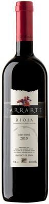 Вино красное сухое «Jarrarte Crianza» 2010 г. с защищенным географическим указанием