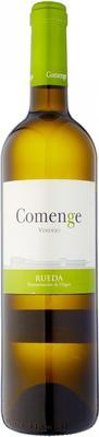 Вино белое сухое «Comenge Verdejo» 2014 г. с защищенным географическим указанием