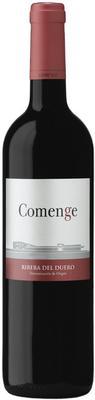 Вино красное сухое «Comenge Crianza» 2008 г. с защищенным географическим указанием