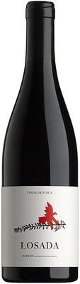 Вино красное сухое «Losada» 2012 г. с защищенным географическим указанием