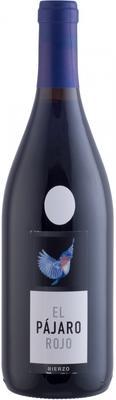Вино красное сухое «El Pajaro Rojo» с защищенным географическим указанием