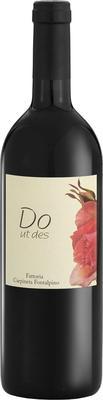 Вино красное сухое «Carpineta Fontalpino Do Ut Des» 2012 г. с защищенным географическим указанием