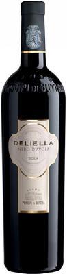 Вино красное сухое «Deliella Nero d'Avola» 2012 г.