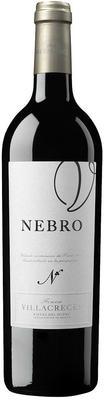 Вино красное сухое «Nebro» 2009 г.