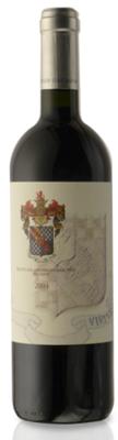 Вино красное сухое «Virtus Langhe Rosso» 2007 г.