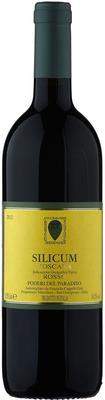 Вино красное сухое «Poderi del Paradiso Silicum» 2012 г. с защищенным географическим указанием