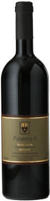 Вино красное сухое «Poderi del Paradiso Paterno II Rosso» 2011 г. с защищенным географическим указанием