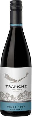 Вино красное сухое «Trapiche Vineyards Pinot Noir» 2015 г.