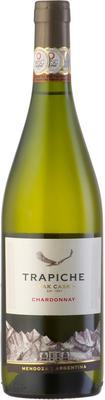 Вино белое сухое «Trapiche Oak Cask Chardonnay» 2015 г.