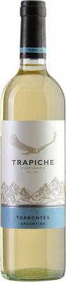 Вино белое полусухое «Trapiche Vineyards Torrontes» 2015 г.