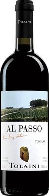 Вино красное сухое «Tolaini Al Passo» 2011 г. с защищенным географическим указанием