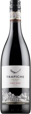 Вино красное полусухое  «Trapiche Oak Cask Pinot Noir» 2015 г.