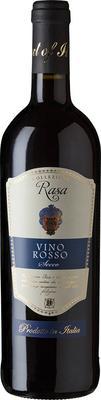 Вино красное сухое «Vino Rosso Secco Rasa»