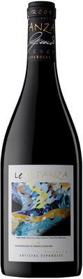 Вино красное сухое «Le Altanza Artistas Espanoles Gaudi Reserva» с защищенным географическим указанием