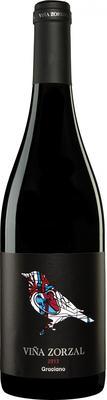 Вино красное сухое «Vina Zorzal Graciano» 2013 г. с защищенным географическим указанием