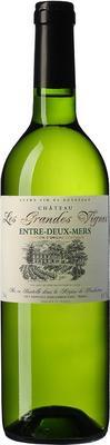 Вино белое сухое «Chateau Les Grandes Vignes Entre-Deux-Mers» 2015 г.