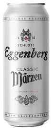 Пиво «Eggenberg Classic Marzen» в жестяной банке