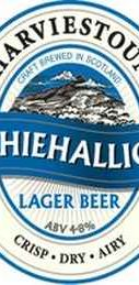 Пиво «Harviestoun Schiehallion»