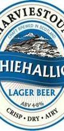 Пиво «Harviestoun Schiehallion» бочонок