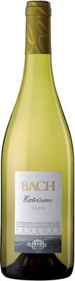 Вино белое сухое  «Bach Extrisimo Seco» 2015 г.