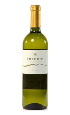 Вино белое сухое «Emporio Terre Sichiliane» 2015 г.