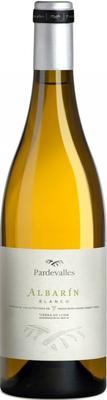 Вино белое сухое «Pardevalles Albarin Blanco» 2014 г. с защищенным географическим указанием