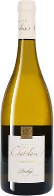 Вино белое сухое «Chatelain Prestige» 2010 г. с защищенным географическим указанием
