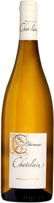 Вино белое сухое «Chatelain Harmonie, 0.375 л» 2015 г. с защищенным географическим указанием