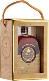Бренди «Lepanto Oloroso Viejo» в подарочной упаковке