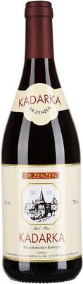 Вино красное полусладкое «Dr. Zenzen Kadarka, 0.75 л»