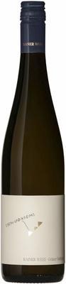 Вино белое полусухое «Rainer Wess Stein und Krems Gruner Veltliner» 2014 г. с защищенным географическим указанием