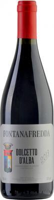 Вино красное сухое  «Fontanafredda Dolcetto d'Alba» 2015 г.